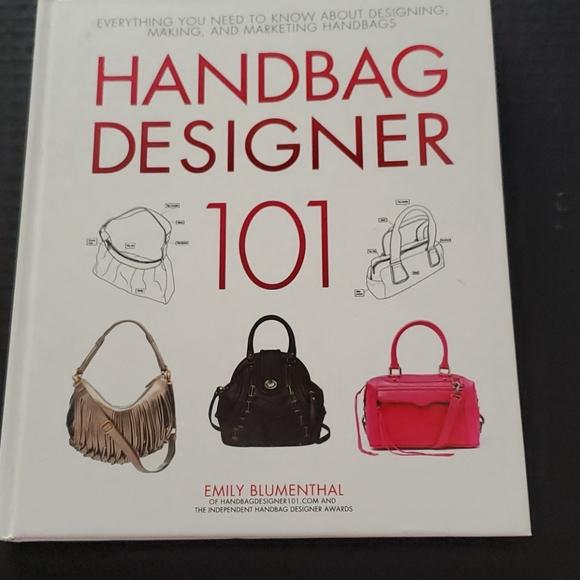 Handbag Designer 101 Book